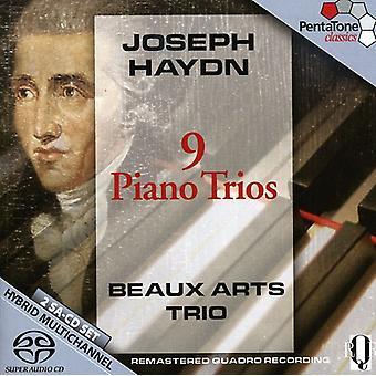 F.J. Haydn - Haydn: 9 Piano Trios [SACD] USA import