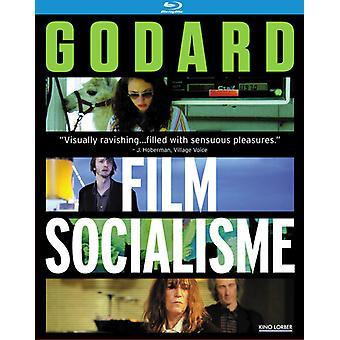 Film Socialisme [BLU-RAY] USA import