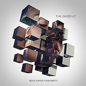 Rock Candy Funk Party - Groove Cubed [Vinyl] USA import