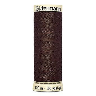 Gutermann Ommella-all 100 % Polyesteri Thread 100m Käsi ja kone värikoodi - 774