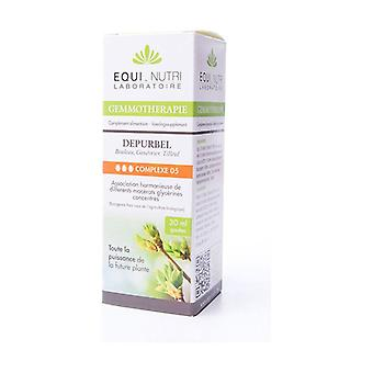 Organic depurbel 30 ml