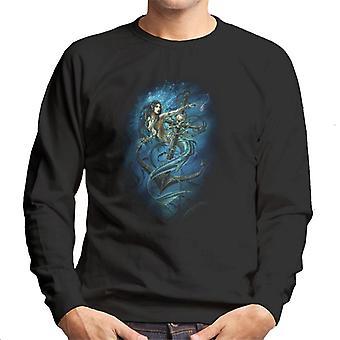 Alchemy Death tide menn ' s Pullover