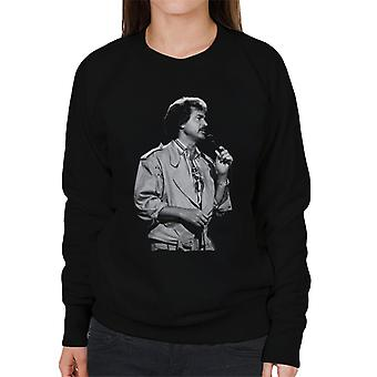 TV Times Englebert Humperdinck 1985 Women's Sweatshirt