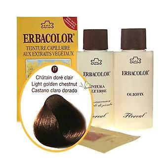 20 Erbacolor light ash brown 120 ml