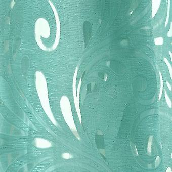 Ready Made Semi Blackout Window Curtain - Blind Panel Fabrics For Window