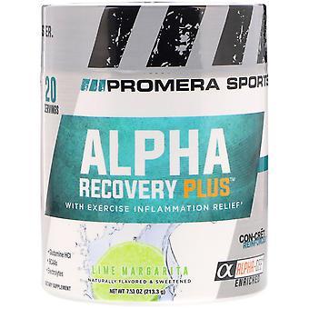Promera Sports, ALPHA RECOVERY PLUS, Lime Margarita, 7.53 oz (213.3 g)
