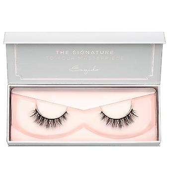 Esqido Mink False Eyelashes - Starlet - Natural & Lightweight Fake Lashes