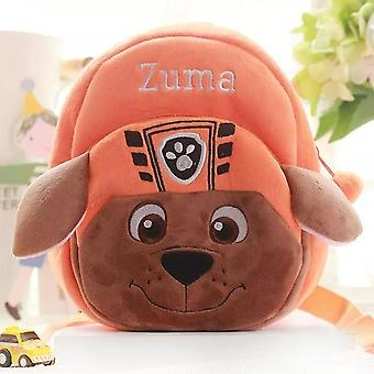 Paw Patrol Dog - Cartoon Plush Backpack Soft Harmless Children Action Figures