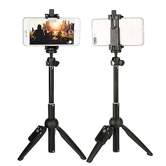 Extendable, Wireless Bluetooth Selfie Stick And Tripod With Remote For Iphone