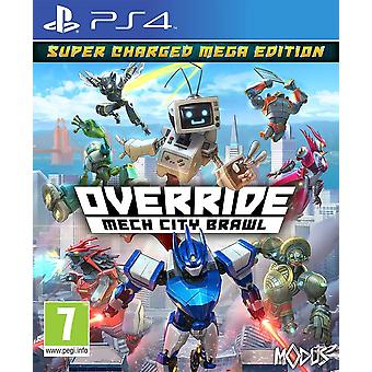 Overschrijven Mech City Brawl Super Charged Mega Edition PS4 Game