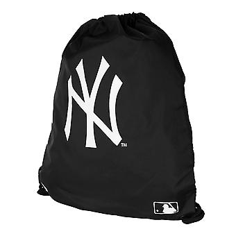 New Era MLB New York Yankees Gym Sack - Black