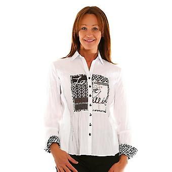 JUST WHITE Just White White Blouse 43056