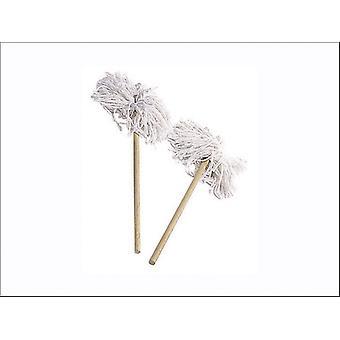Kitchen Craft Bleached Cotton Jug Mop KCJMOPBLE