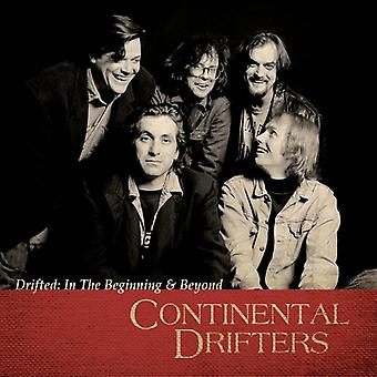 Continental Drifters - Drifted: In the Beginning & Beyond [CD] USA import