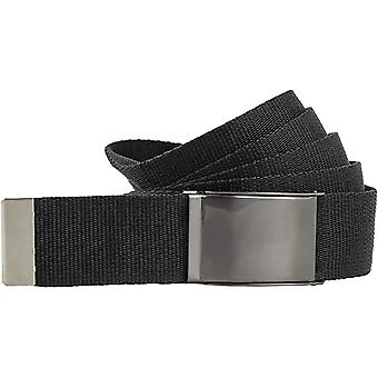 Shenky 4cm military belt with clamping buckle