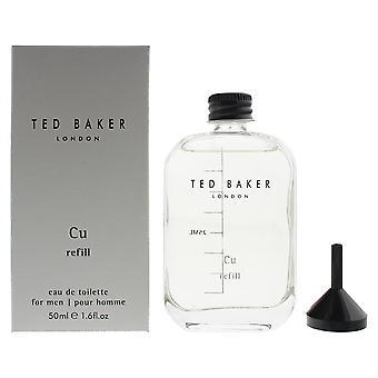 Ted Baker Cu Eau de Toilette 50ml Refill