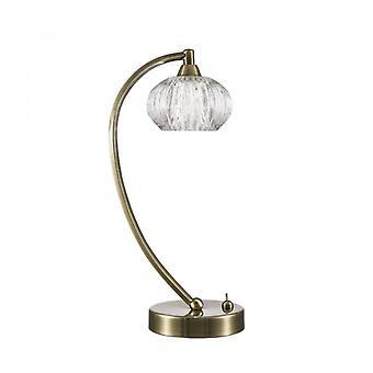Ripple 1 Light Bronze Tischleuchte