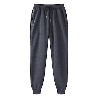 Pantaloni in stile Harajuku slim a tutta lunghezza per la moda da uomo