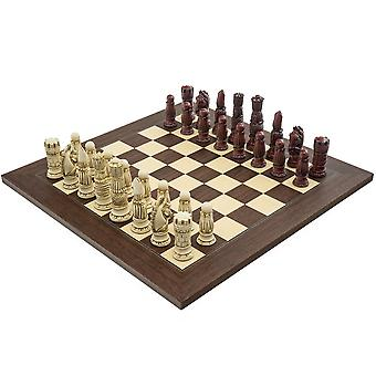Berkeley shakki Victorian Cardinal Palisanteria, J.l shakkinappulat