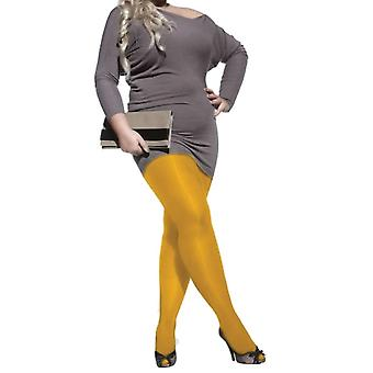Microfiber Tights For Curvy Ladies