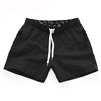 Summer Casual Quick Drying Fitness Short Homme Gym Beach Shorts