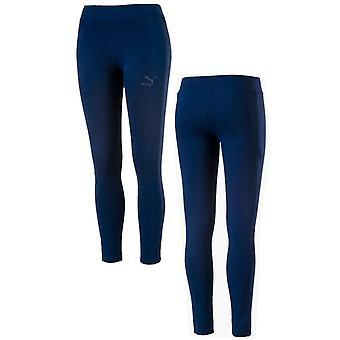 Puma Classics Womens Winterized Archive T7 Leggings Gym Tight 574140 16 X39A