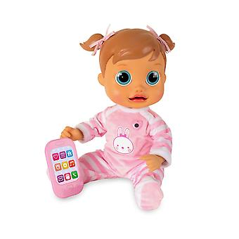 Imc baby wow emma (english language version) pink without additional batteries