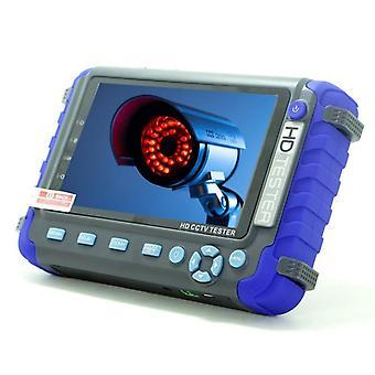 Cctv Tester Monitor für 8mp Ahd Tvi Cvi Cvbs Kameratests