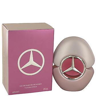 Mercedes Benz Frau Eau De Parfum Spray von Mercedes Benz 2 oz Eau De Parfum Spray