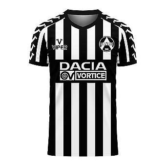 Udinese 2020-2021 Home Concept Football Kit (Viper)