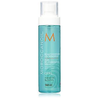 Marockanskoil Reaktiverande curl spray 160ml