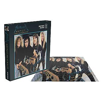 Metallica Jigsaw Puzzle The $5.98 E.p. Garage Days Re-revisited 500 Piece