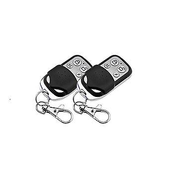 Drahtlose Fernbedienung 4 Knopf Metall Schlüsselanhänger für unser Wifi / Gsm / Pstn