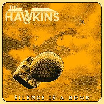 Hawkins - Silence Is A Bomb [Vinyl] USA import
