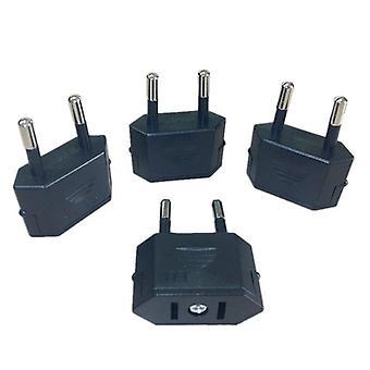 Cn Us To Eu plug adapter 2 kerek csapok socket konverter utazás elektromos áram