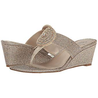 Adrianna Papell Women's Shoes Casey Open Toe Special Occasion Platform Sandals