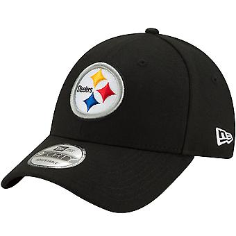 Ny æra 9FORTY Pittsburgh Steelers The League NFL Justerbar Baseball Cap Black