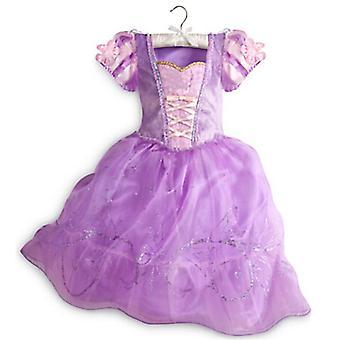 Νέο φόρεμα καρναβάλι Πάσχα ρούχα παιδιά για λουλούδι πριγκίπισσα κόμμα φόρεμα