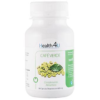Health 4U Green Coffee 90 capsules 600 mg