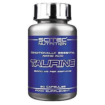 Scitec Nutrición Taurin 1000mg 90 cápsulas