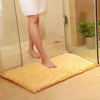 Soft Chenille Bath Mats, All Size Non Slip Mat For Home Living Room Bedroom