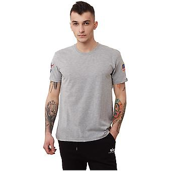 Alpha Industries Nasa 17650617 universal miesten t-paita