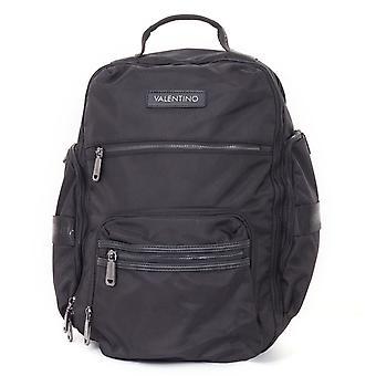 Valentino Anakin Pocket Backpack - Black