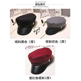 Hats Solid Plain