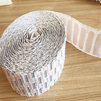 100pcs/lot Emergency Stickers Waterproof Breathable Hemostasis Aid Bandage