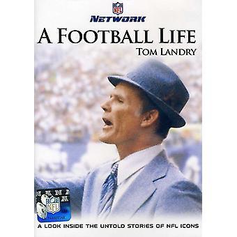 Tom Landry [DVD] USA import