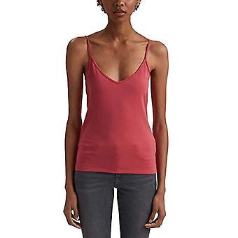 edc av Esprit 031CC1K322 T-Shirt, 668/Blush 4, L Woman
