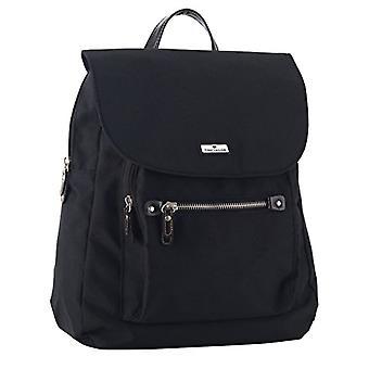 Tom Tailor Women's Backpack Rina 28 x 12 x 33 cm, crossbody bag, Black (Black 60), 28x33x12 cm (B x H x T)