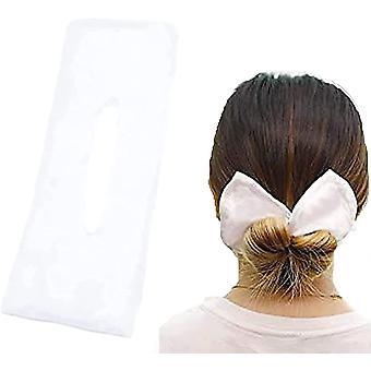 Deft Bun für Haar 6 Farben Mode Haarbänder Frauen Sommer geknotet Draht Stirnband E