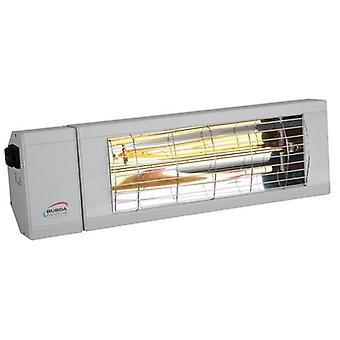 BURDA SMART S IP24 2000 - Kompakti infrapunalämmitin